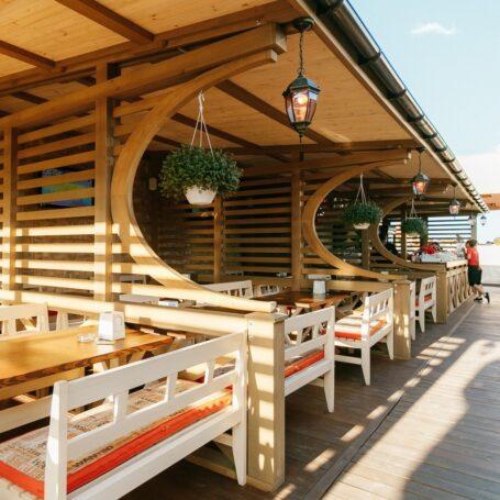 Летняя площадка в Черноморске
